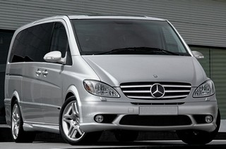 TaxiCabLondon - Mercedes Viano